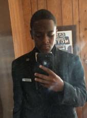 Justin, 20, United States of America, Nashville