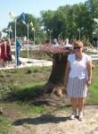 Valentina, 63  , Pavlohrad