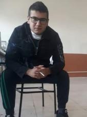 Umut, 21, Turkey, Diyarbakir