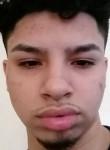 Franko, 19  , The Bronx