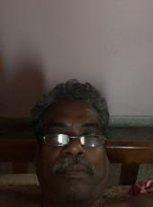 jayaraman, 63, India, Chennai