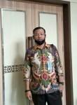 EDO APRIANSYAH W, 42  , Tangerang