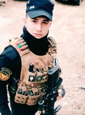 سجاد, 18, Iraq, Baghdad