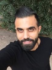 haidar, 30, Lebanon, Beirut