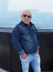 Glauber, 65, Brazil, Ubatuba