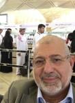nader, 60 лет, عمان