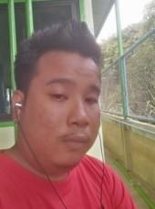 ดำ, 26, Thailand, Ban Pong