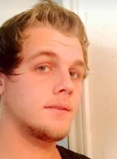 dustin burge, 23, United States of America, Tyler
