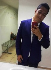 Eduardo , 20, Mexico, Tlalpan