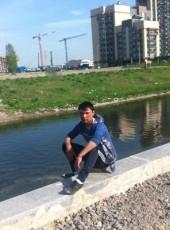 Farxod, 27, Russia, Saint Petersburg