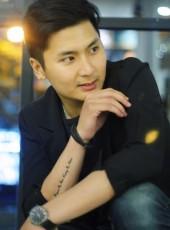 Gideon Patrick, 23, Indonesia, Tangerang