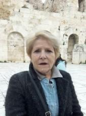 NINA, 65, Greece, Athens