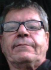 René, 60, France, Blois