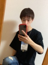 ひろき, 18, Japan, Hiroshima-shi