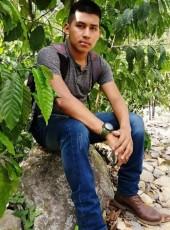 Jasson Barrios, 21, Guatemala, Guatemala City
