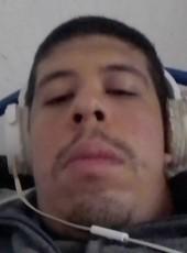 Carlos Iván Guer, 21, Mexico, Guadalajara