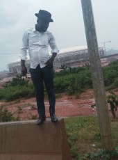 dericko, 32, Cameroon, Douala
