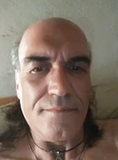 Μοναχικός , 56, Greece, Keratsini