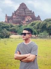 grayson, 25, Myanmar [Burma], Yangon