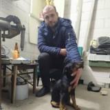 Maks, 34  , Vasylkiv
