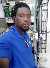Nardo, 28, Turks and Caicos Islands, Cockburn Town