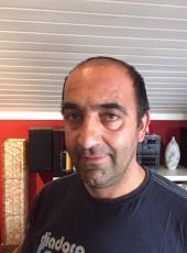 Ray, 50, Iran, Tehran