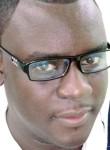 Francis, 31  , Brazzaville
