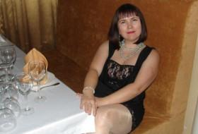 Oksana, 44 - Just Me