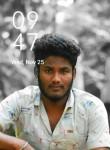 Cheathu lion, 20, Chennai