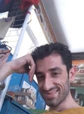 Feras Aysam, 35, Palestine, Jabalya