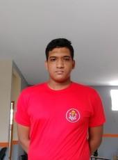 Christian , 18, Brazil, Sao Jose dos Campos