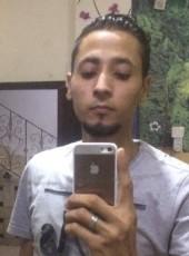 Mahmoud, 27, Egypt, Naj' Hammadi