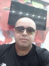 Namaz Khodzhiev , 43, Uzbekistan, Navoiy