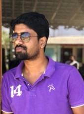 Mani, 27, India, Chennai