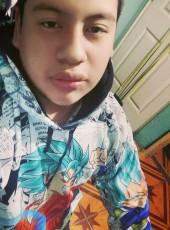 Marvin Boror , 18, Guatemala, Guatemala City