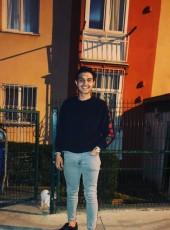 efe, 19, Turkey, Istanbul