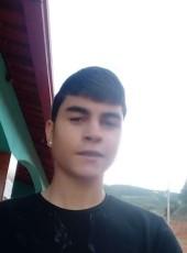 Breno, 18, Brazil, Caratinga
