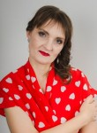 Elena, 48, Novosibirsk