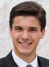 Brendan Giles, 18, United States of America, Riverton
