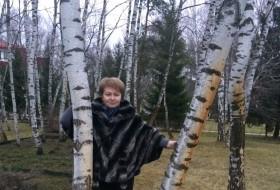 Nadezhda, 60 - Just Me