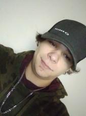 Francis cormier , 21, Canada, Sept-Iles