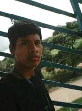 Antonio, 19, Bolivia, Montero