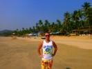 Anton, 35 - Just Me ГОА, ноябрь 2012, пляж Палолем
