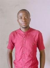 JEAN , 29, Congo, Lubumbashi