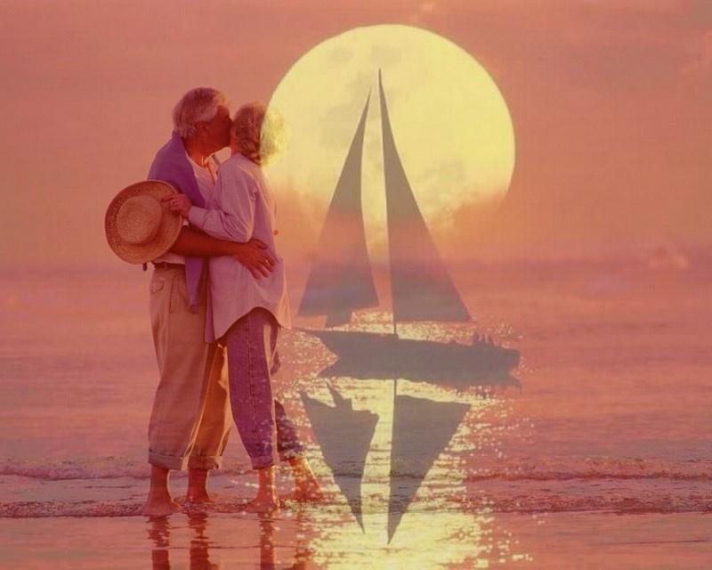 Открытки пришла любовь