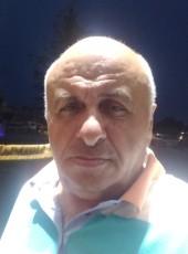 Vasif İbadov, 55, Azerbaijan, Baku