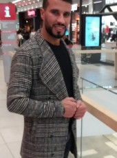 Brahim, 34, Italy, Brescia