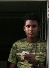 zech, 21, Barbados, Bridgetown