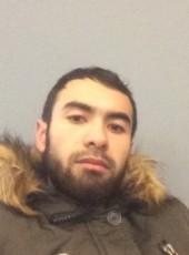 Nurali Atajanov, 25, Turkey, Istanbul