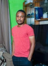 Christ Salvador, 18, Republic of the Congo, Brazzaville